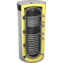 Akumulační nádrž - 2 výměníky