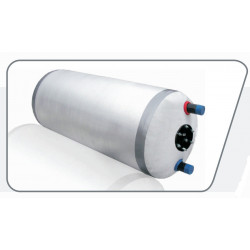 Ležatý bojler - 1 výměník