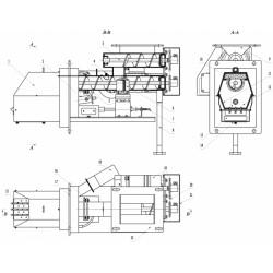 Stacionární bojler - 2 výměníky