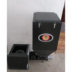 akumulační nádrž bez výměníku