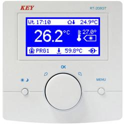 Pokojový termostat RT-208GT