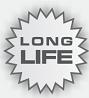 dlouhá životnost