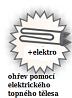 ohřev elektřinou